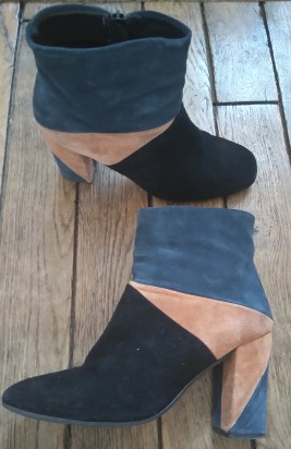 Bottines Patchwork INVITO