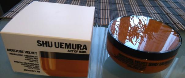 Masque cheveux secs SHU UEMURA
