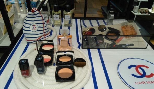 Collection été Maquillage CHANEL