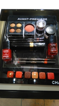 Collection automne hiver makeup CHANEL