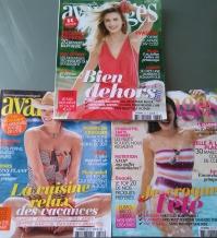 Magazine AVANTAGES