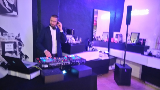 Laurent le DJ