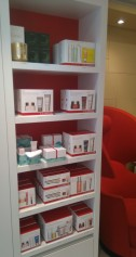Boutique Clarins Skin Spa