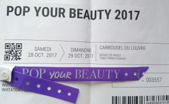 Pass POP YOUR BEAUTY FESTIVAL