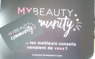 My beauty Community