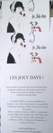 Les jolis days