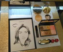 Collection maquillage Noël 2017 Guerlain
