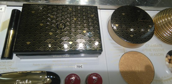 Collection maquillage Noël Guerlain