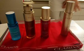 Super-sérum Clarins